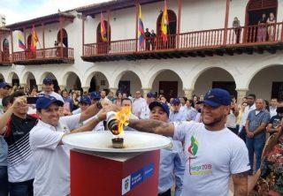 Inauguración de los Juegos Nacionales y Paranacionales