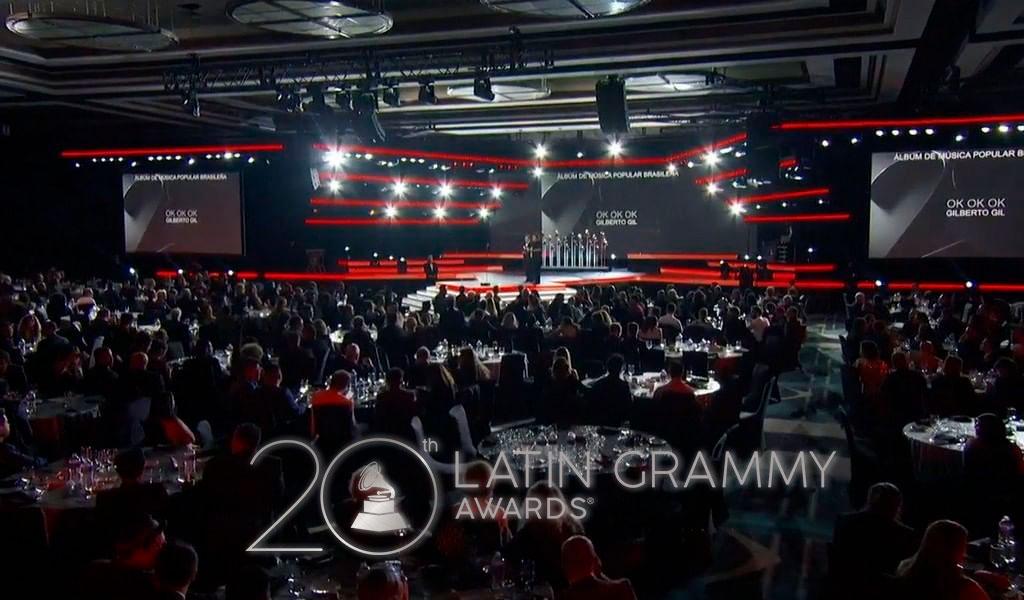 Todos los ganadores de los Latin Grammy 2019