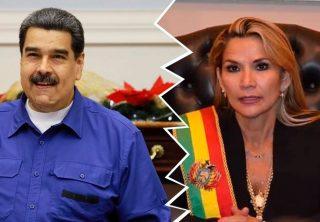 Bolivia rompe relaciones diplomáticas con Venezuela