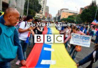 Así registraron los medios internacionales el paro en Colombia