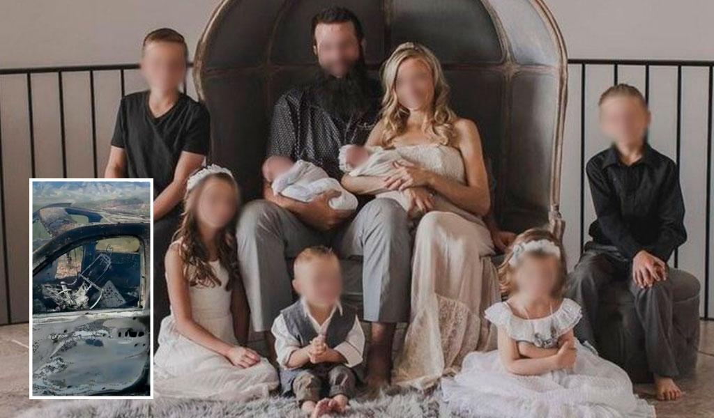 Masacran a una familia mormona en la frontera de EE.UU.