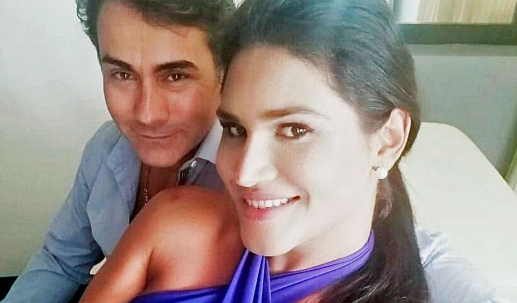 Mauro Urquijo y su esposa trans tendrán un bebé