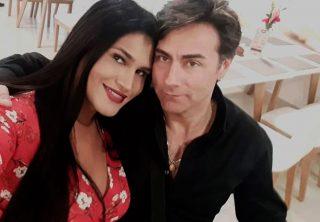 Así lucía la esposa de Mauro Urquijo cuando era hombre