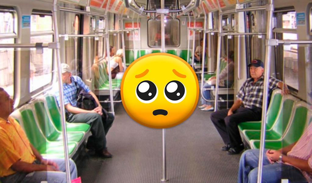 Conmovedora historia del Metro de Medellín se volvió viral