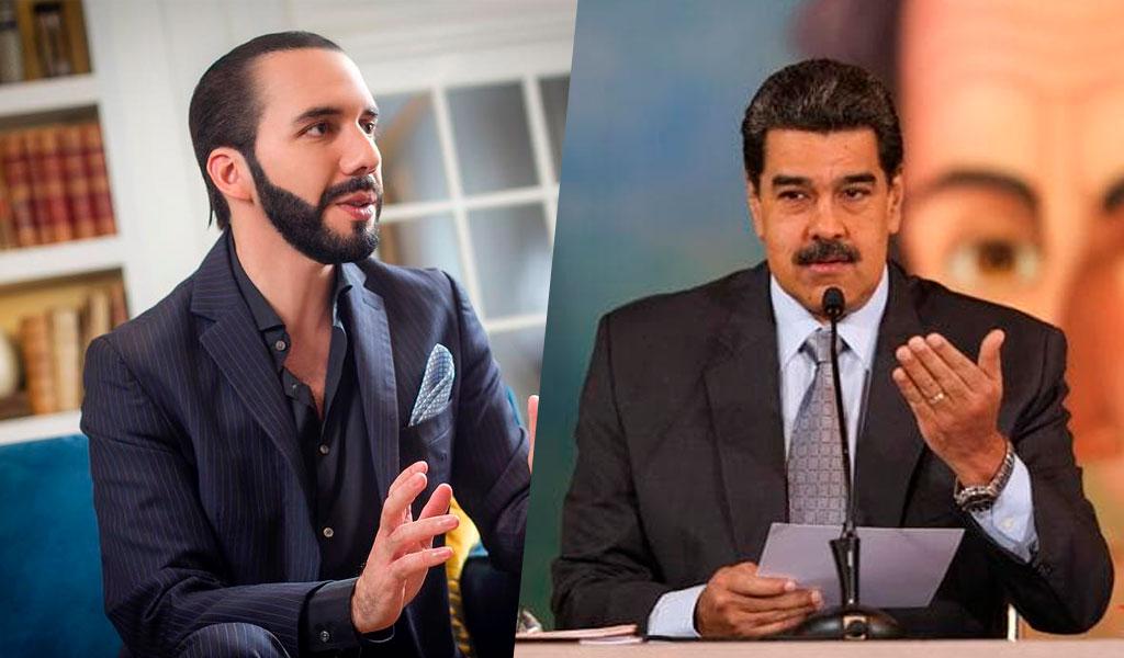 Cuerpo diplomático de Venezuela expulsado de El Salvador