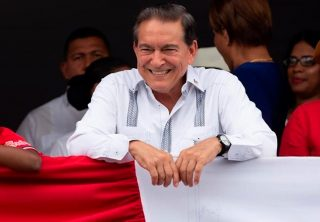 """""""En 5 años dejaremos las bases de un mejor país"""": Cortizo"""