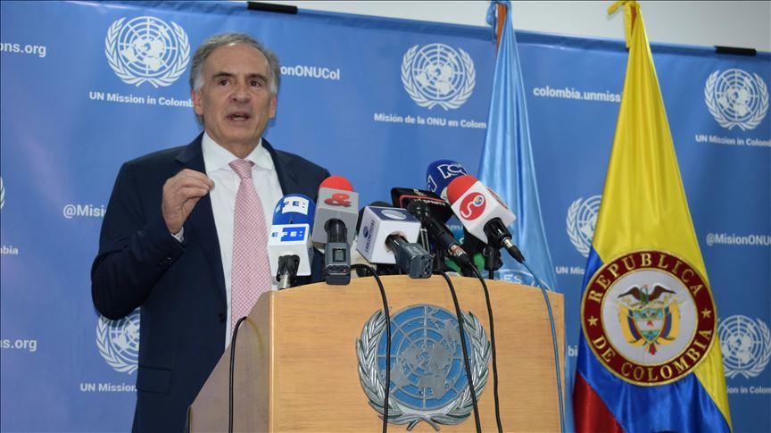 Jean Arnault enviado especial de la ONU a Bolivia