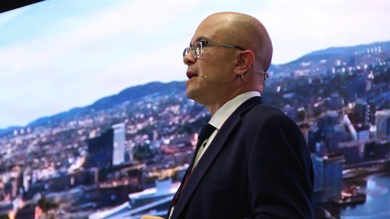 Ole Jørgen Torvmark: de la radio análoga a la digital