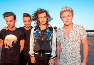 Así fue el rencuentro de One Direction