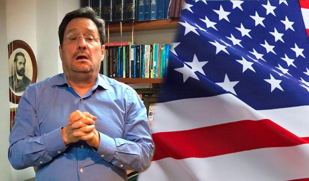 Pacho Santos seguirá siendo embajador en EE. UU.