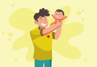 #SerPapáChallenge, un reto sobre la licencia de paternidad
