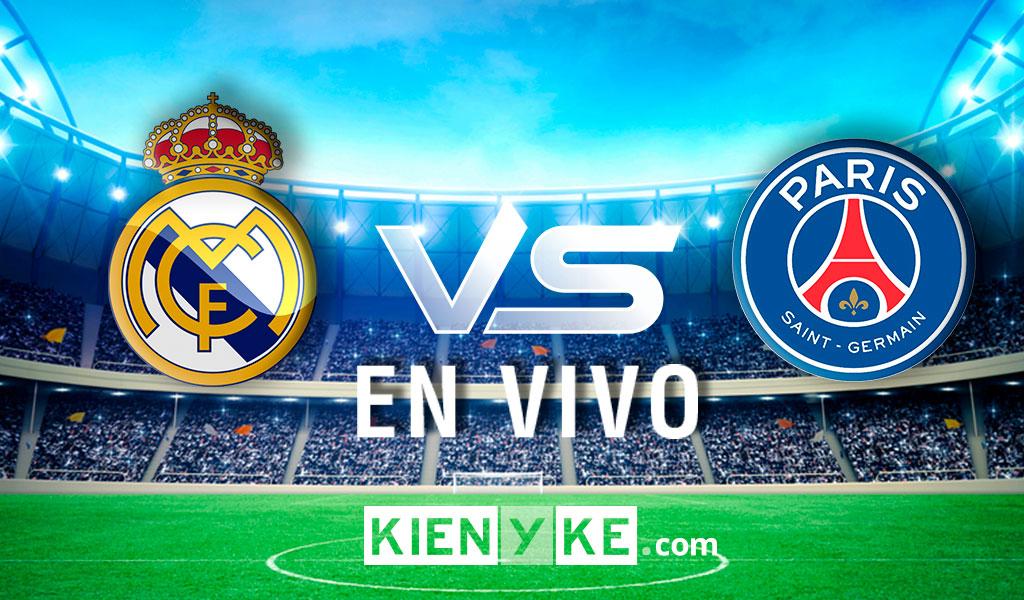 Empate del Real Madrid ante el PSG