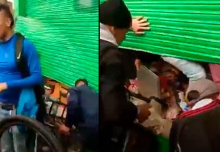Miedo por saqueos: así está la delicada situación en Bogotá
