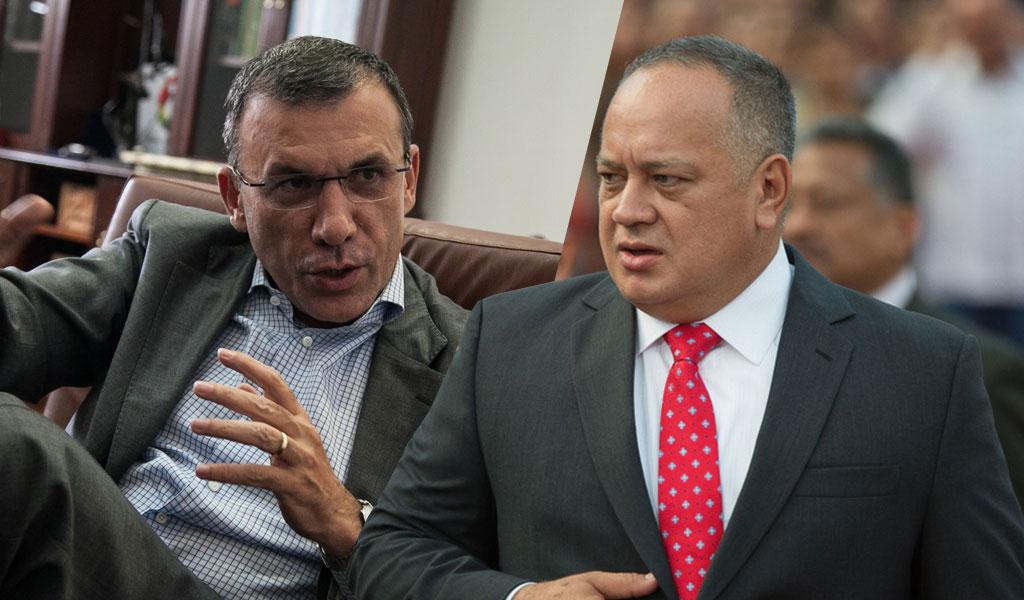 """Roy Barreras rechaza """"solidaridad"""" de Diosdado Cabello"""