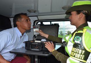 Operativos de control contra conductores embriagados