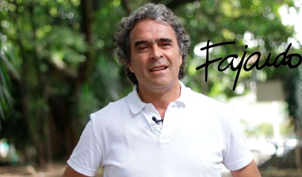 Sergio Fajardo fue hospitalizado de urgencias