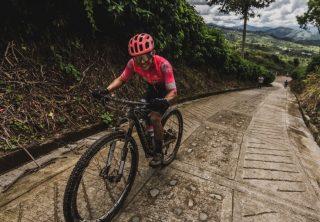 Ciclomontañistas cumplieron cita en Calarcá