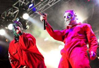 La agrupación de heavy metal Slipknot regresa a Bogotá