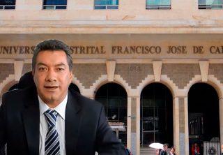 Capturado Wilman Muñoz por desfalco de la U. Distrital