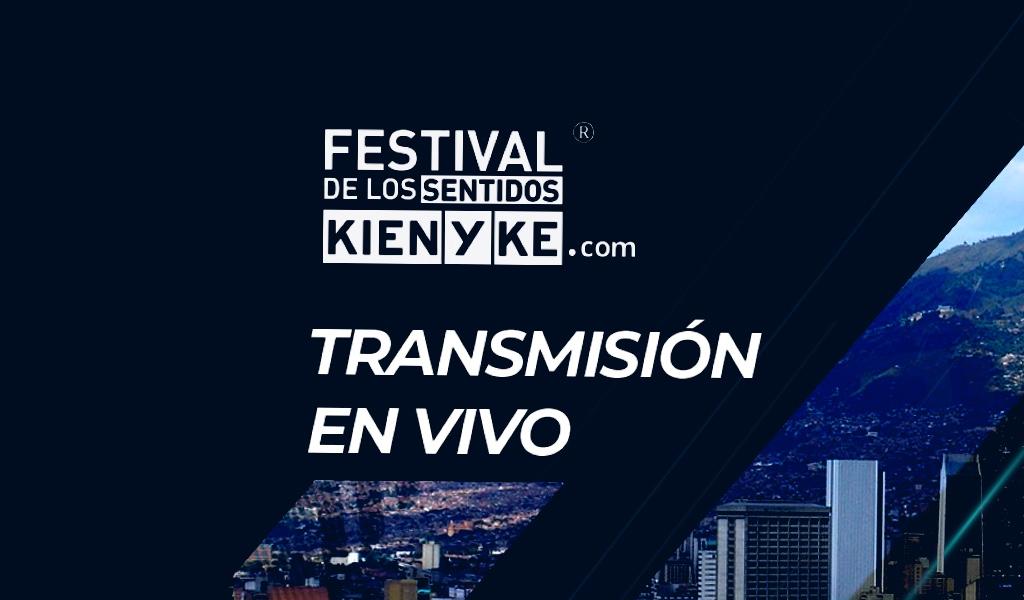 En vivo: Apertura del Festival de los Sentidos 2019