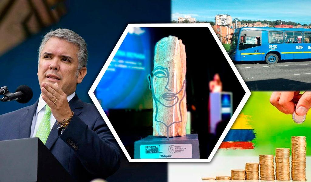 Se realizó la entrega del Premio Nacional de Periodismo Digital