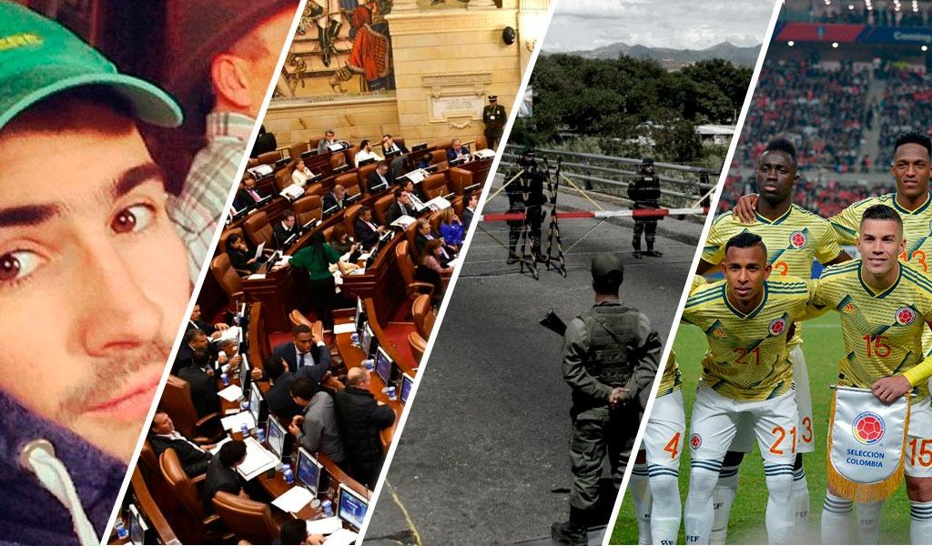 Las noticias más importantes en Colombia hoy 19 de noviembre