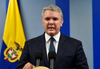 Presidente Duque celebró la captura de alias 'Contador'