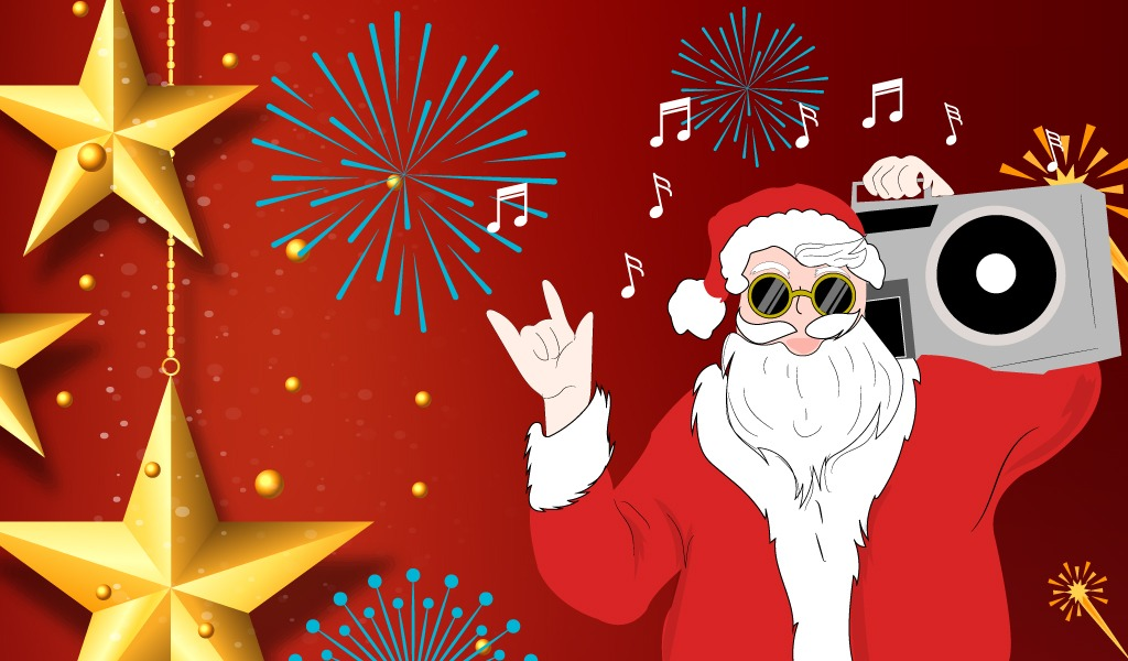 Canciones que le dan la bienvenida a diciembre