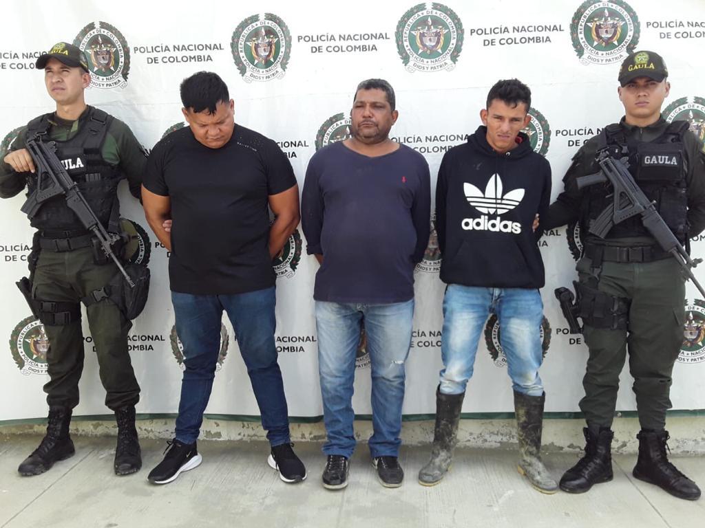 Policía captura a 'El Tigre', excomandante de las AUC