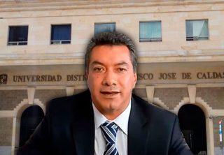 Wilman Muñoz aceptó robarse la plata de la U. Distrital