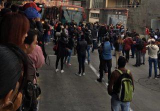 Se agudiza la situación en el sur de Bogotá por bloqueos
