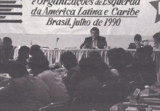 ¿Cómo y dónde se originó el Foro de São Paulo?