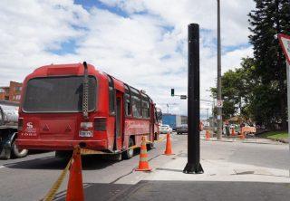 Este lunes inicia operación de cámaras inteligentes en Bogotá