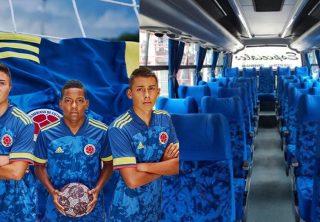 Lluvía de memes por la nueva camiseta de la Selección Colombia