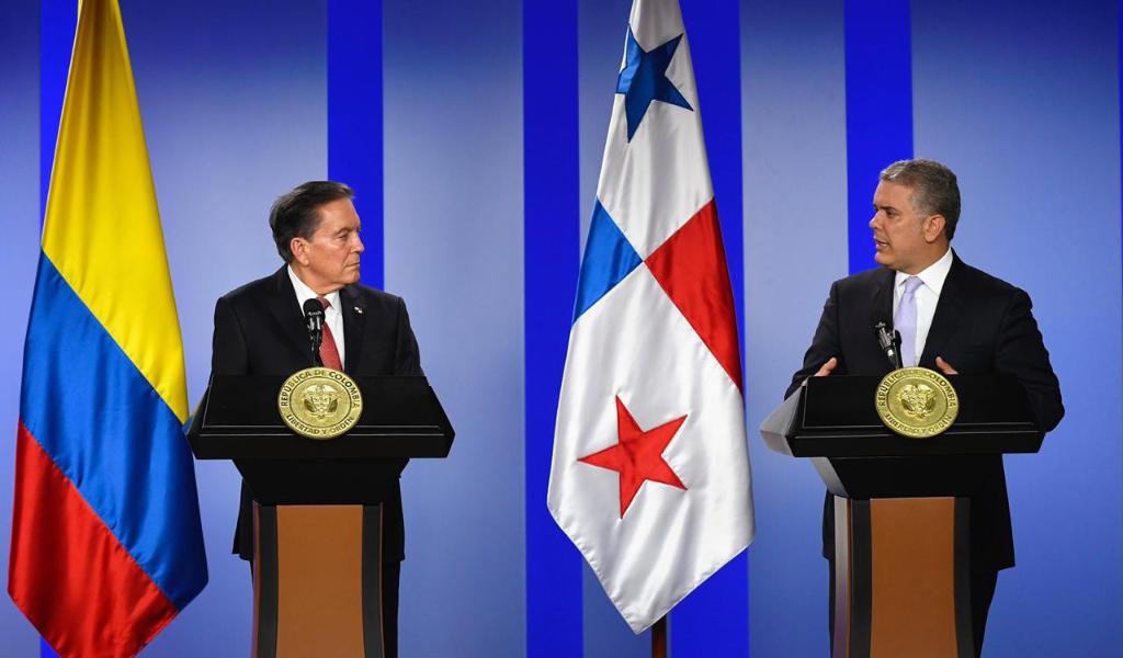 Colombia y Panamá fortalecen relaciones bilaterales