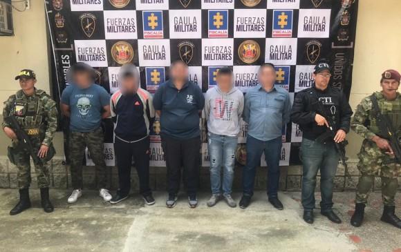 Capturados funcionarios del CTI y Policía por extorsión en Medellín
