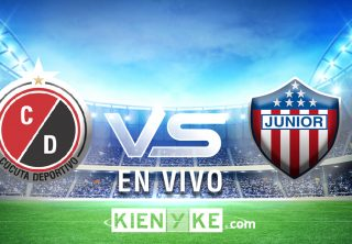 En vivo: Cúcuta Deportivo vs. Junior