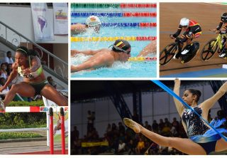 Más de 9 mil deportistas en los Juegos Nacionales y Paranacionales