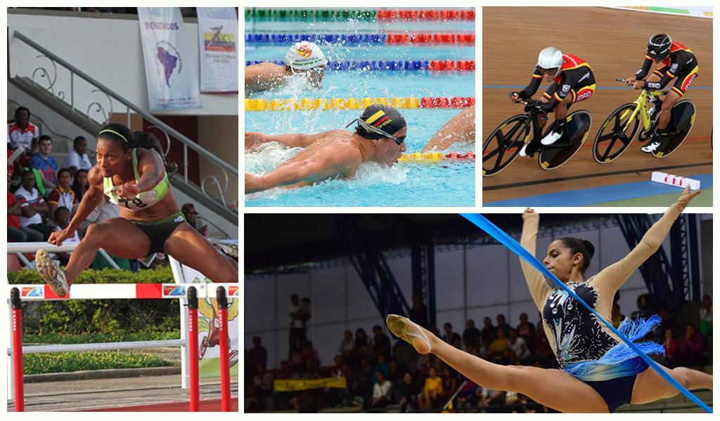 Juegos Nacionales, Ministerio del Deporte