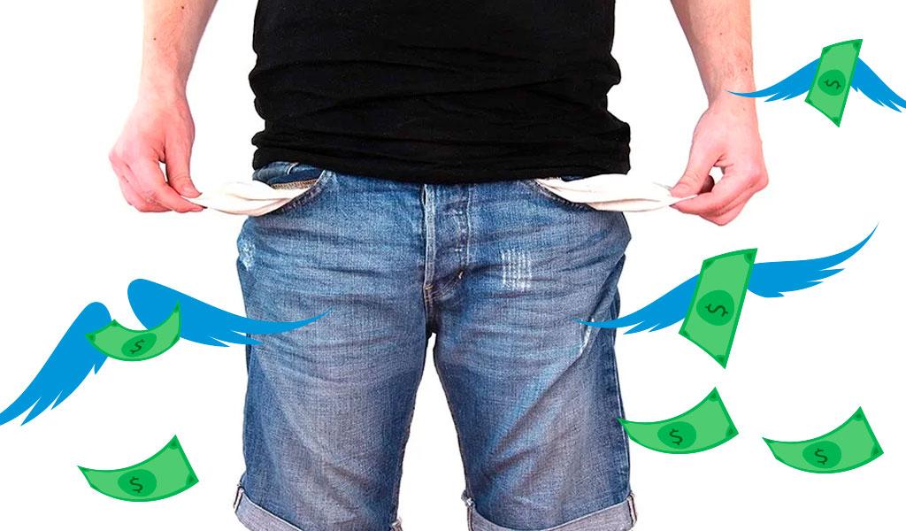 Errores financieros más comunes en diciembre