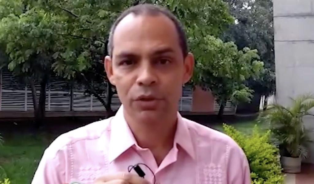 periodista, corresponsal, Eduardo Manzano, Cauca, amenazas, fuera del país