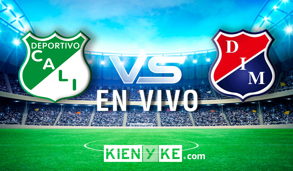Vibrante empate entre Deportivo Cali e Independiente Medellín - KienyKe