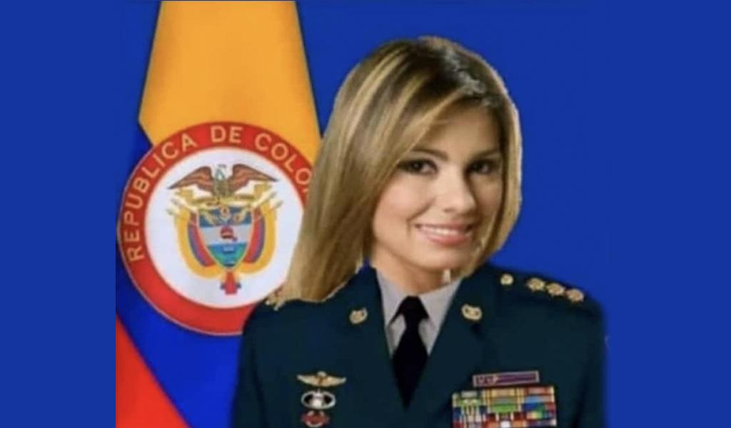 Esperanza Gómez quiere ser la próxima MinDefensa