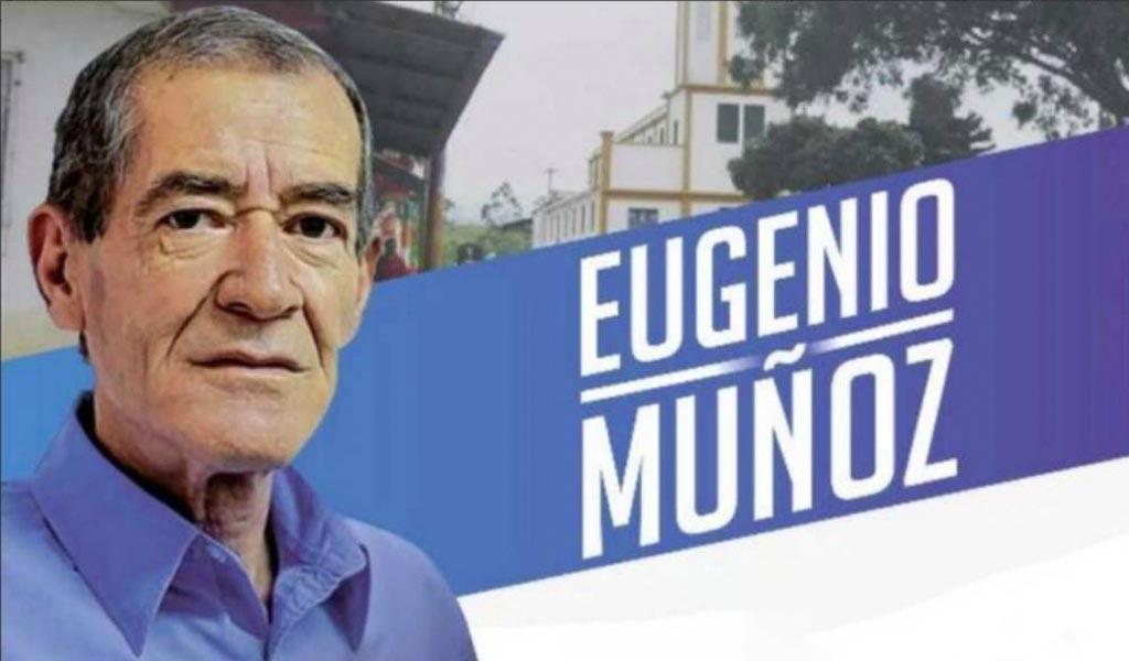 Asesinan a Eugenio Muñoz, líder social en Pereira