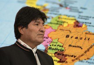 Líderes políticos reaccionan a renuncia de Evo Morales