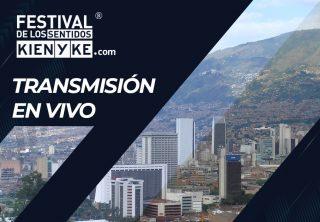 Siga en vivo la apertura del Festival de los Sentidos en Medellín