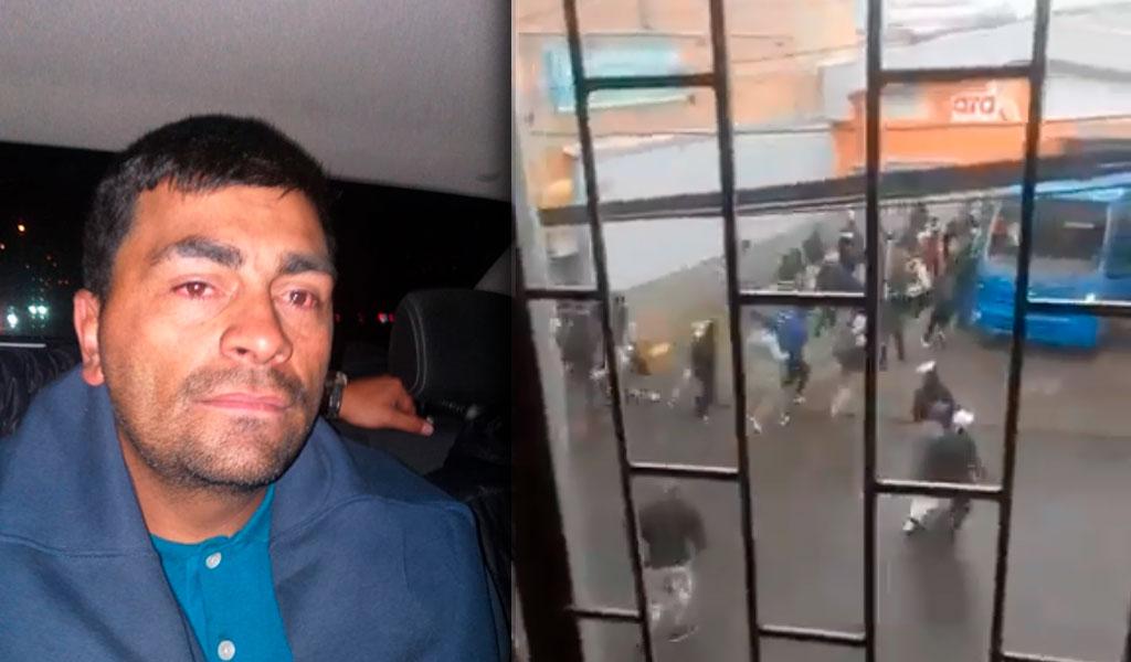 Cárcel para hombre que robó un SITP y lo estrelló en un Ara