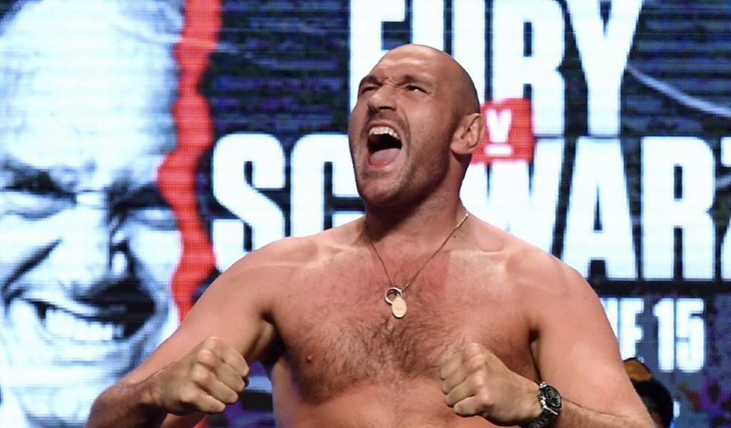 Boxeador Tyson Fury quiere pelear en artes marciales mixtas