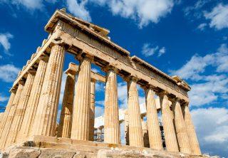 La antigua ciudad griega de Troya se toma Londres