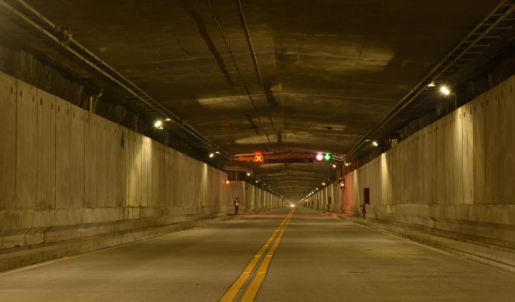 Túnel de Oriente operará las 24 horas